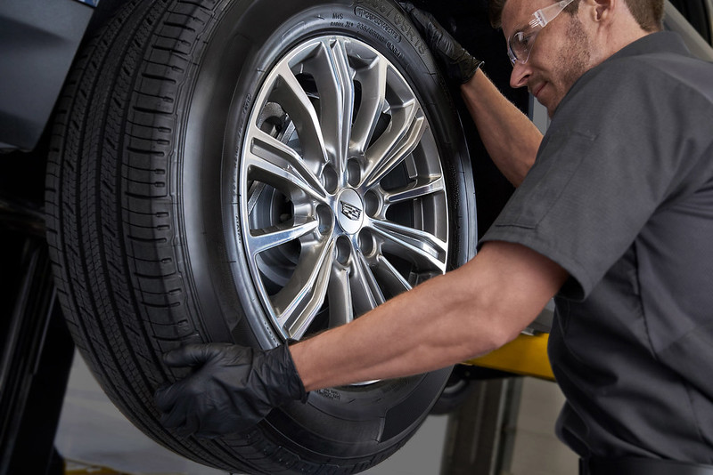 New Cadillac Tires | Lawrenceville, NJ